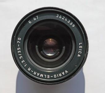 Leica Vario-Elmar-R 35-70 mm f/ 3.5