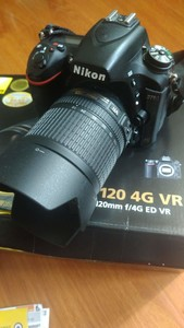 尼康 D750 加18-105镜头