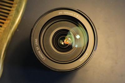 阻尼良好 佳能 EF 24-105mm f/4L IS USM