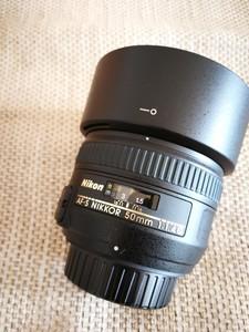 尼康 AF-S 50mm f/1.4 G 有发票 行货 购于17年4月