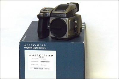 哈苏 Hasselblad H4D-60 中画幅机身 带包装(快门1.1万)