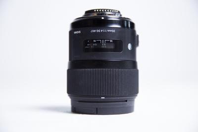 适马 35mm f/1.4 DG HSM(A) (尼康口)