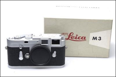徕卡 Leica M3 经典旁轴 极好收藏成色 带包装