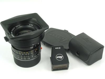 Leica 徕卡 Elmarit M 21/2.8 ASPH 新款 超广角 美品 带取景器