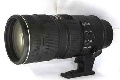 【全画幅中长焦镜头】尼康AF-S70-200/2.8G ED VR II(NO:2406)