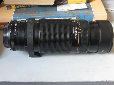 尼康 AF  75-300mm f/4.5-5.6   580元