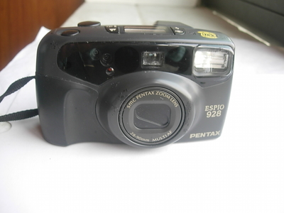 很新宾得928经典袖珍相机,收藏