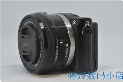 Sony/索尼 ILCE-A5000L 套机(16-50) 黑色