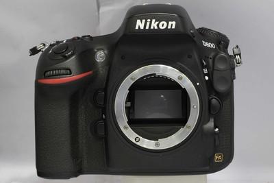 【全画幅专业数码相机】尼康 D800(NO:9347)