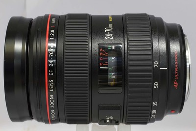 【全画幅标准变焦镜头】佳能 EF 24-70/2.8L USM(NO:6573)