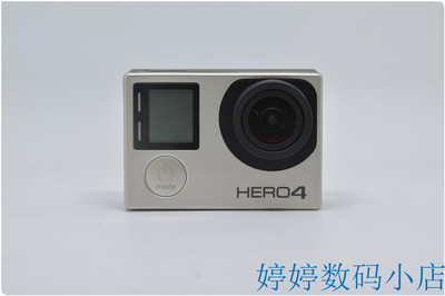 GoPro Hero4 Silver 银狗4 运动摄像机