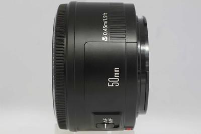 【标准变焦镜头】佳能 EF 50/1.8 II(NO:0510)