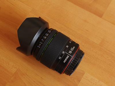 99新宾得 DA 18-55mm f/3.5-5.6 AL WR