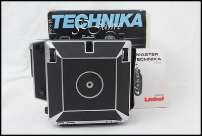 极美品 林哈夫LINHOF Master 4x5双轨大画幅座机
