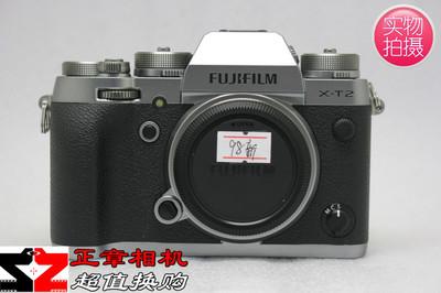 Fujifilm 富士 X-T2 XT2 XT-2 微单相机4K视频 碳晶灰 x-t2限量版