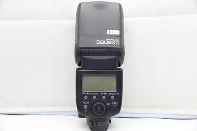 96新二手Canon佳能 580EX II 闪光灯 适用于5D25D3 (1171)亚