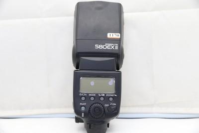 95新二手Canon佳能 580EX II 闪光灯 适用于5D25D3 (1170)京