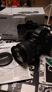 95新佳能6D行货28-135防抖镜头全包装齐全快门五千多