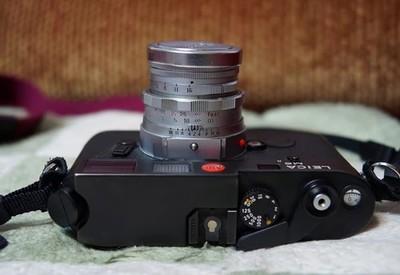 95新 徕卡 LEICA Summicron M50/2 DR 50mm/f2 德国产 有微距眼镜
