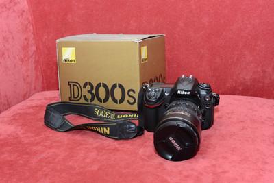 尼康 D300S+17-55/2.8