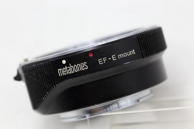 【情迷海印店】metabones EF-E 四代 自动接环(NO:5020)