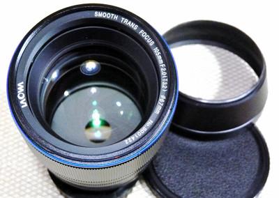 老蛙 STF 105/2.0(T3.2)散焦柔焦手动人像镜头(尼康口)