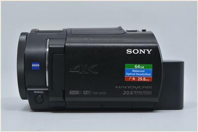 索尼 FDR-AX30 摄像机