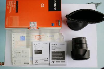索尼 Vario-Tessar T* E 16-70mm f/4 ZA OSS(SEL1670Z)蔡司