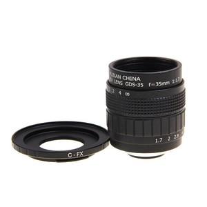 CCTV 35mm F1.7