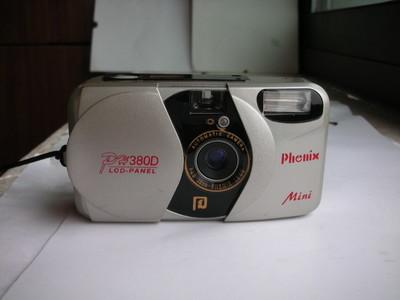 很新凤凰PHmini380D袖珍相机,28mm定焦镜头,收藏使用