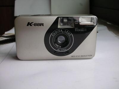 很新柯尼卡银色K88R定焦镜头旁轴相机,送挂绳,收藏使用