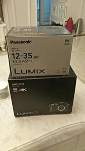 松下4K视频利器 GH4+12-35 F2.8