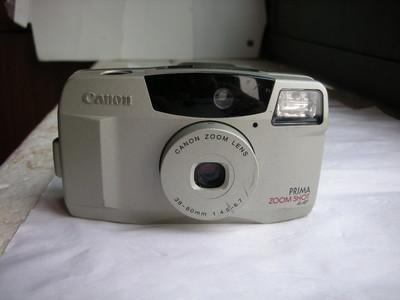 较新佳能ZOOMSHOT自动对焦袖珍相机,收藏使用