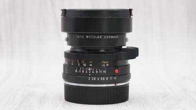 95新徕卡Leica Summicron 50 mm f/ 2 R 50/2