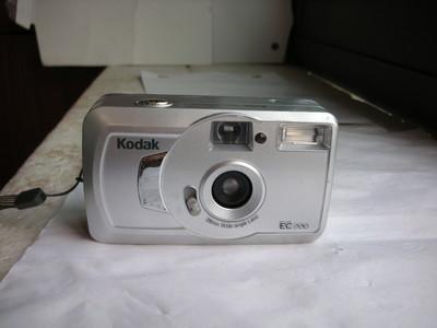 柯达EC200定焦镜头自动曝光相机