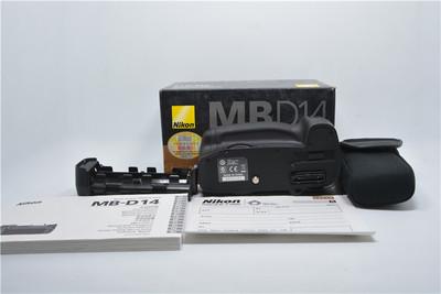 尼康MB-D14 原装手柄 包装齐全 大陆行货 D600 D610专用手柄
