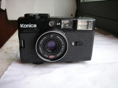 很新柯尼卡EF3定焦镜头自动曝光旁轴相机,收藏使用