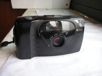 很新理光9D经典自动对焦袖珍相机