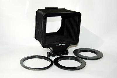 勃朗尼卡(BRONICA)GS-1皮腔遮光罩