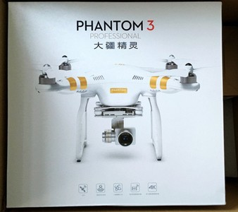 大疆 PHANTOM 3 PROFESSIONAL