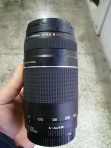 佳能 EF 75-300mm f/4-5.6 III USM