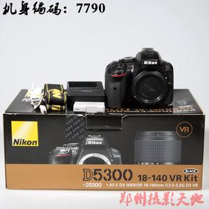 尼康 D5300 编码7790