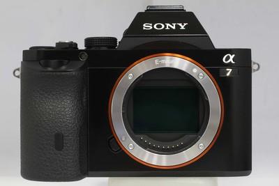 【全画幅微单数码相机】索尼 ILCE-7(NO:4328)