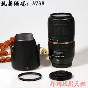 腾龙 SP Di 70-300mm f/4-5.6 VC USD(A005) (佳能口) 编码3738
