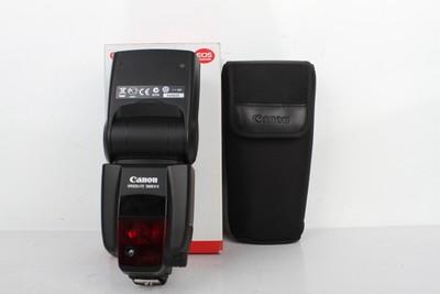 95新二手Canon佳能 580EX II 闪光灯 适用于5D25D3 (B95175)京