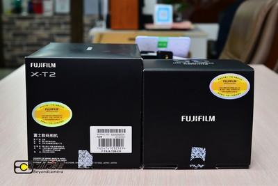 99新富士 X-T2+XF35/2套机行货 送原装皮套(BG01280001)