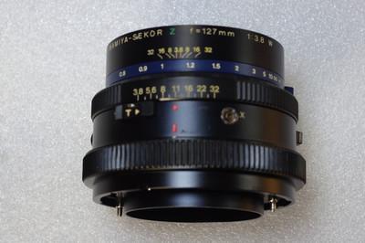 玛米亚 MAMIYA SEKOR Z 127/3.8 W 中画幅单反镜头