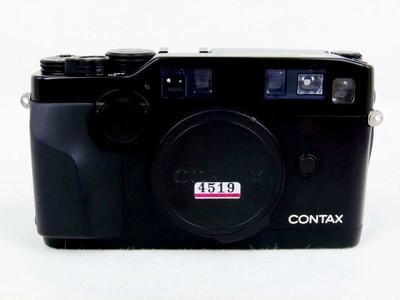 康泰时Contax G2带28、45、90、闪光灯黑色套机