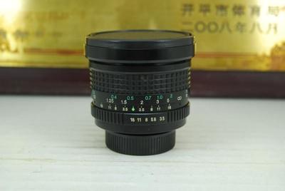 97新 M42口 图丽 17mm F3.5 RMC II 手动镜头 全画幅 超广角定焦