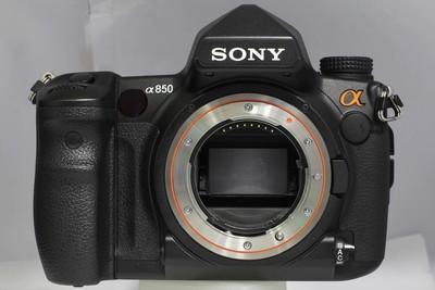 【全画幅专业数码相机】索尼 A850(NO:0515)